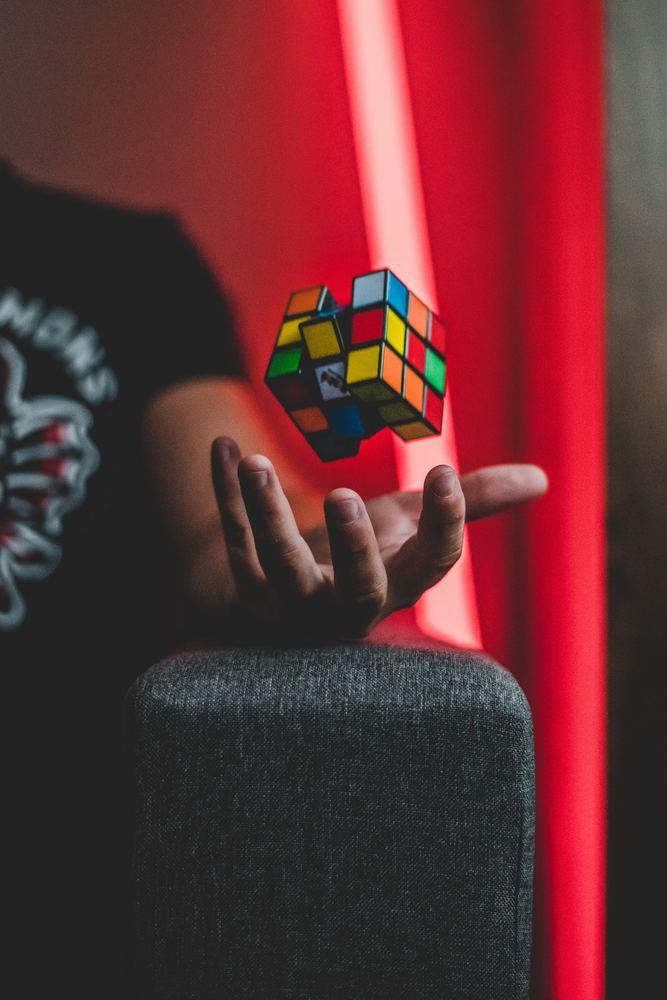 Rubiks kub butik på nätet
